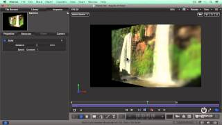 Giving Depth Of Field To Your Camera with Motion 5.1