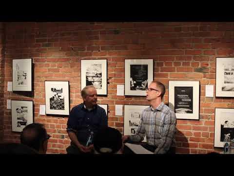Early Man Cartoon Art Museum Nick Park interviewed by Pete Docter