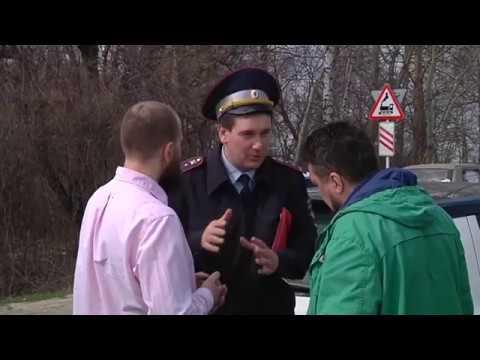 Комиссия по очагам ДТП проверила опасный участок трассы Курск-Щигры