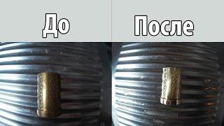 видео Кухонные смесители из бронзы или меди