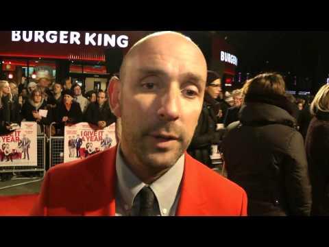 Director Dan Mazer   I Give it a Year Premiere