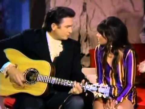 Linda Ronstadt & Johnny Cash - I Never Will Marry
