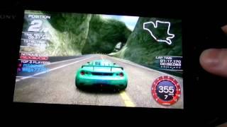Обзор игры Ridge Racer на PS Vita