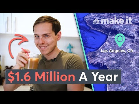 Living On $1.6 Million A Year In Los Angeles | Millennial Money