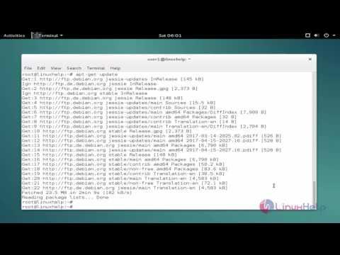 How to Install SoundConverter on Debian 8.3