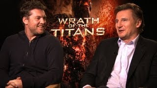 Wrath of the Titans - Interview with the Cast
