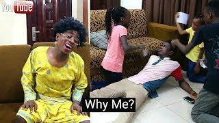 DISAPPOINTMENT IN AN AFRICAN HOME | MC SHEM COMEDIAN