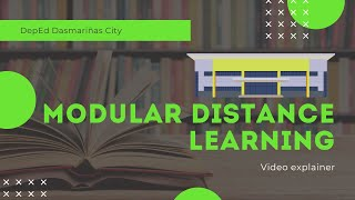 Modular Distance Learning Video explainer