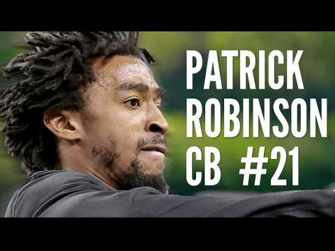 Patrick Robinson on first stint with Saints: 'I needed to go through that experience'