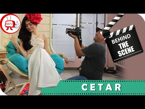 Duo Anggrek - Behind The Scenes Video Klip Cetar - NSTV