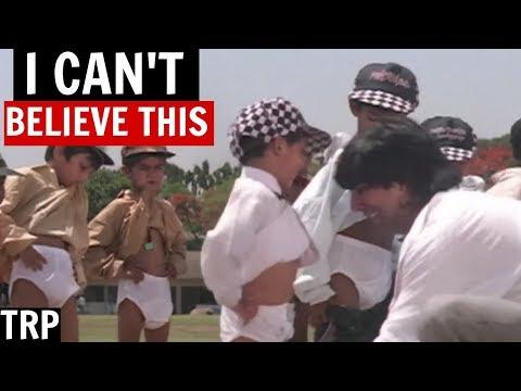 5 Senseless Bollywood Song Lyrics That Will Leave You Speechless