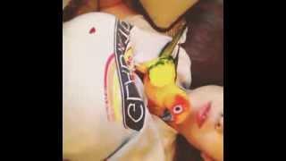 Angie Varona Instagram Video - AngiefyfVarona
