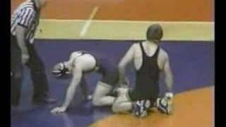 Tom Brands vs Joe Gilbert pt1