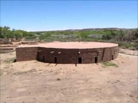 Aztec Ruins Overview