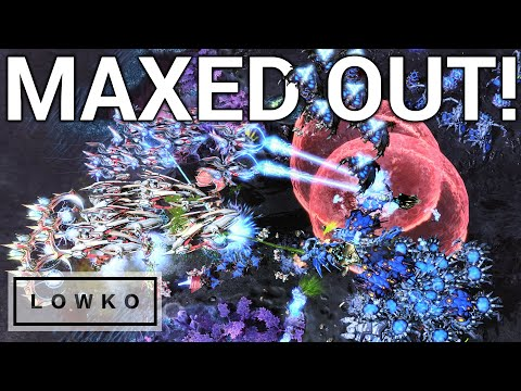 StarCraft 2: MAXED OUT! (soO Vs Zest)