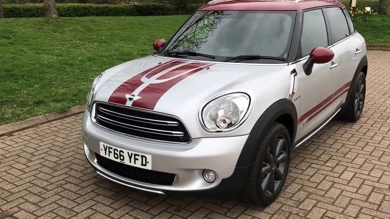 Mini Countryman Park Lane Se All 4 Automatic Yf66yfd