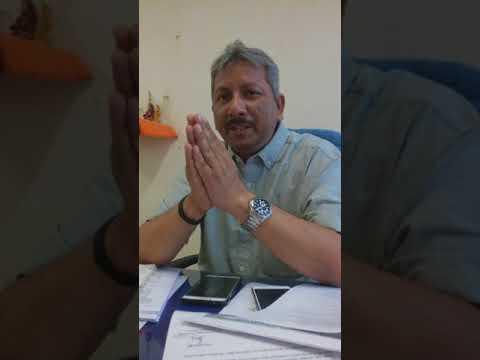 General Manager Mr Anuj Kumar Singh , IRB Infrastructure Developers Ltd