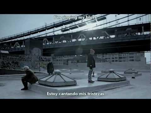 Big Bang - Blue [Sub Español + Hangul + Romanización]