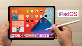 iPadOS 14体验:Apple Pencil更像一根笔了