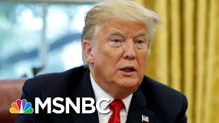 Donald Trump Defends Saudi Arabia And Calls Stormy Daniels A 'Horseface' | The 11th Hour | MSNBC