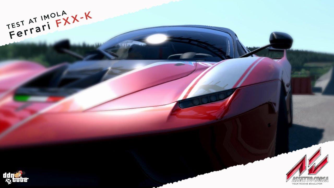 assetto corsa ferrari fxx-k + ds-fx graphics modpiereligio +