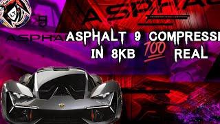90MB) Asphalt 9 Highly Compressed | Asphalt 9 : Legends [APK