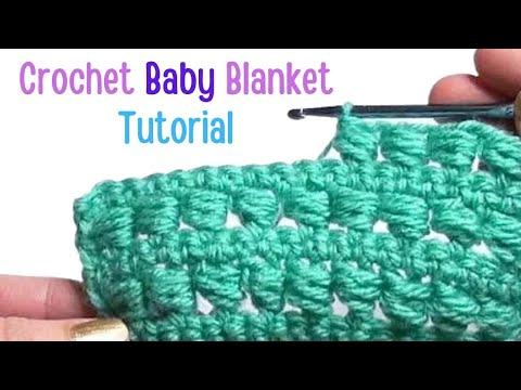Crochet Bead Stitch Tutorial - Crochet Jewel