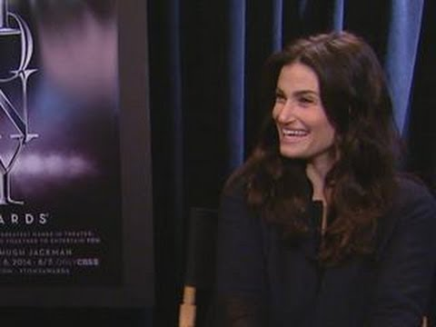How Idina Menzel's Son Uses 'Frozen' to Charm Girls