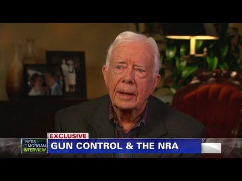 Jimmy Carter on the NRA