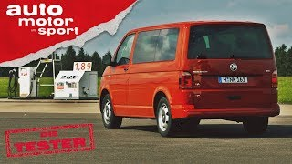 VW T6 Multivan: himmlisch funktional, sündhaft teuer! - Die Tester | auto motor und sport