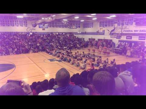 Federal Way High School Pacific Islanders Club Performance