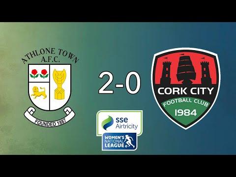 WNL GOALS GW23: Athlone Town 2-0 Cork City