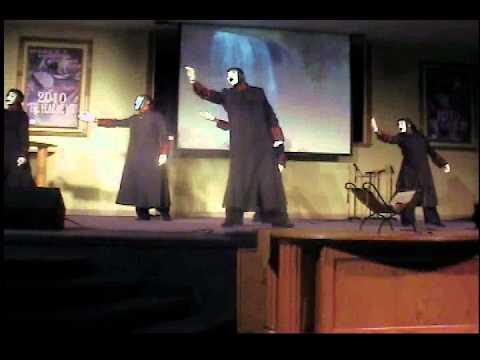 Another Level Mime / Stephen Hurd, Revelations 19