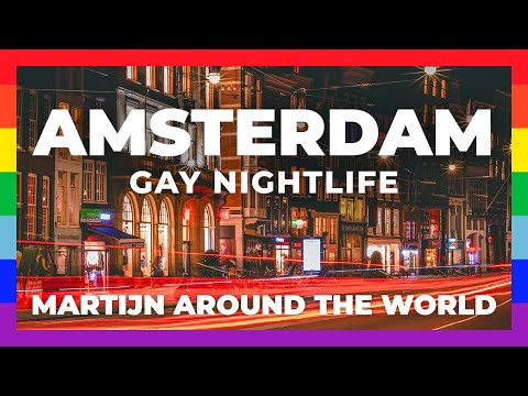 GAY AMSTERDAM Travel Guide, Gay The Netherlands