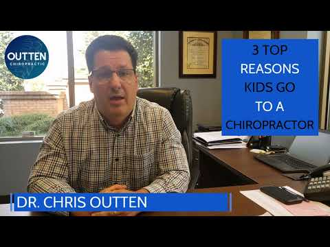 The Top 3 Things Kids Go See A Chiropractor For