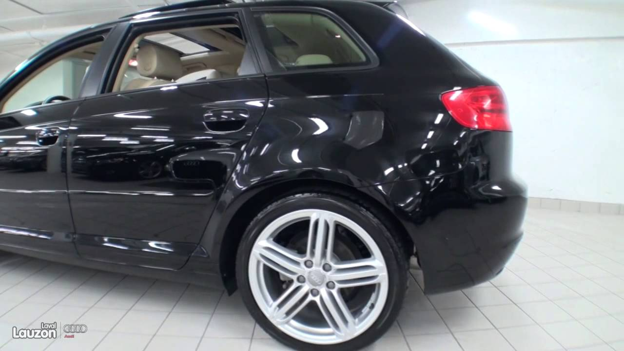 audi a3 2 0t premium quattro s line 2010 youtube. Black Bedroom Furniture Sets. Home Design Ideas