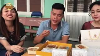 Color Man hối lộ bánh trung thu Khương Dừa để được thi Thách thức danh hài?