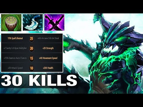 Maybe  TOP 29 CHINA Plays Outworld Devourer  - Dota 2