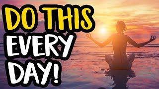 5 Min Morning Meditation Start Your Day With This!