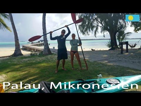 Wahnsinn! Bilderbuchstrände auf der letzten Etappe! Palau, Mikronesien