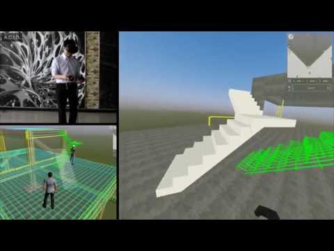 Design, Inspect and Visualize Concrete Structure in BIM + VR