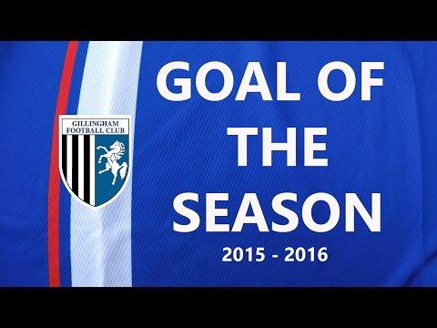 GOAL OF THE SEASON: 2015/2016 NOMINEES