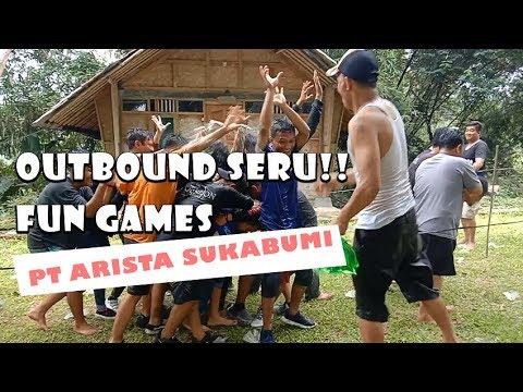 [outbound-seru]-outbound-training-team-building-pt-arista-sukabumi-#1-kegiatan-fun-games