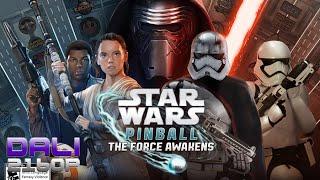 Pinball FX2 - Star Wars: The Force Awakens Pack PC UltraHD 4K Gameplay 60fps 2160p