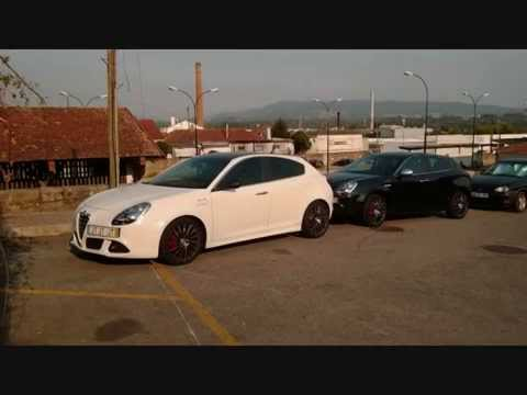 Giulietta 16 JTDm2 180hp on road
