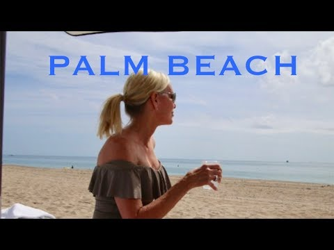 Come with me to Palm Beach