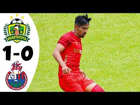 Guastatoya vs Municipal 1-0 GOLES y RESUMEN | Apertura J12
