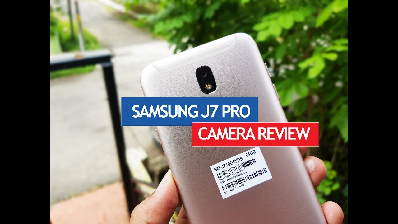 Samsung Galaxy J7 Pro Camera Review with Samples