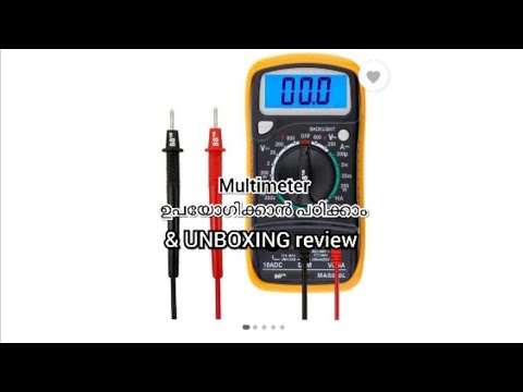 How to change the fuses in a DMM or Digital Multimeter from YouTube · Duration:  5 minutes 14 seconds
