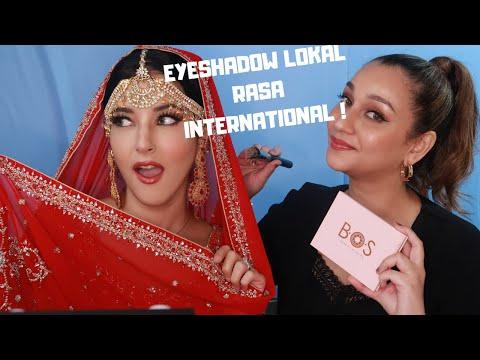 Tasya Menikah Lagi Dengan Bollywood Makeup !